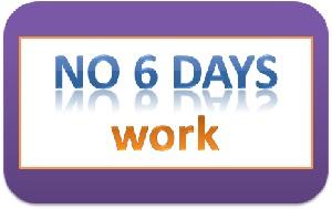 6day work