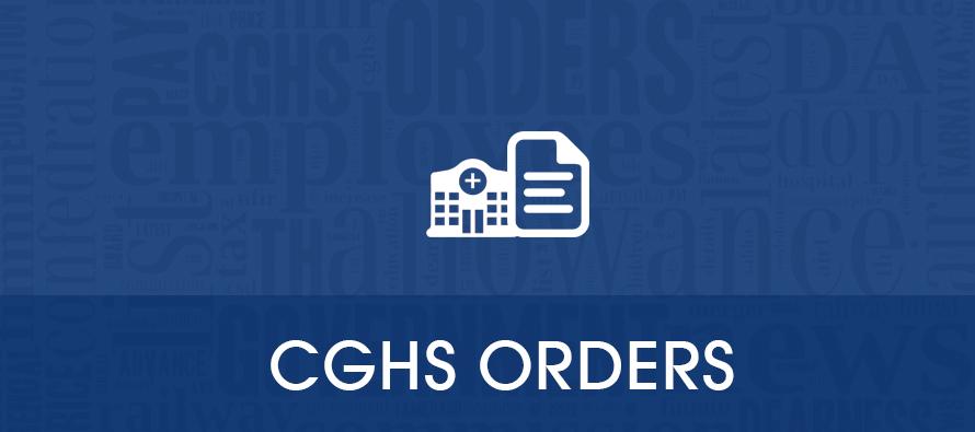 cghs-orders