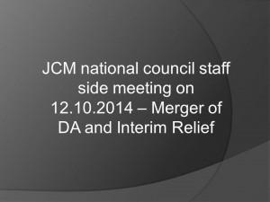 NCJCM MEETING