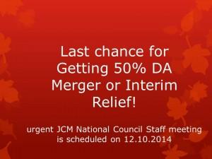interim relef 2