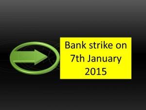 bank stike