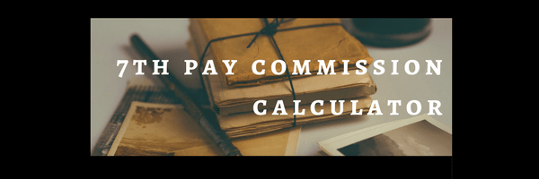 7th pay commission calcualtor