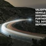 Validity of motor vehicle documents further extended till 30th September, 2020