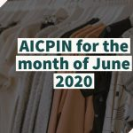 AICPIN for the month of June 2020