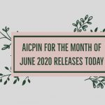 AICPIN for the month of June 2020 releases today