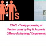 CPAO - Timely processing of Pension cases by Pay & Accounts Offices of Ministries_ Departments-min
