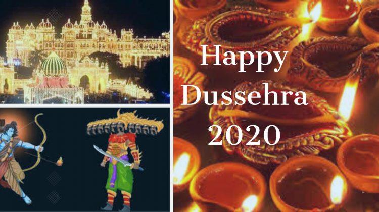 Happy Dussehra 2020
