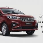 Marut Ertiga cars latest models available in CSD
