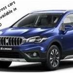 Maruti Suzuki S-Cross cars latest models available in CSD