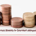 Dearness Allowance for Government employees of A.P