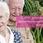 PCAFYS _ Accounting treatment of Subscriptions alongwith accrued Interest (NPS)