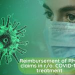 Reimbursement of RME claims in r_o. COVID-19 treatment